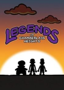 Legends of Chamberlain Heights cover