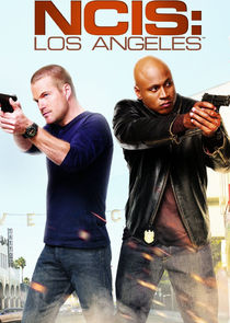 NCIS: Los Angeles cover