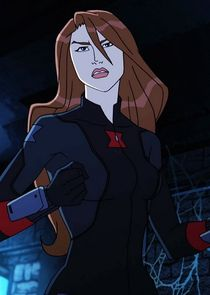 Natalia Romanova a.k.a. Black Widow