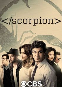 Scorpion - Rock Block