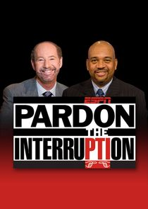 Pardon the Interruption cover