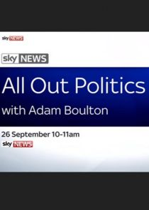 Ezstreem - Watch All Out Politics with Adam Boulton