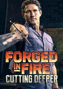 Forged in Fire: Cutting Deeper cover