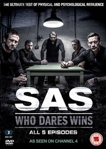 SAS: Who Dares Wins