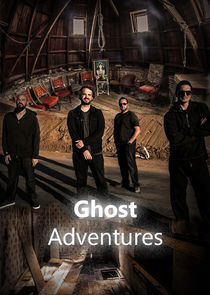Ghost Adventures cover