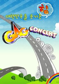 cover for Gag Concert