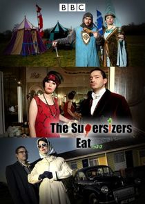 The Supersizers Eat...