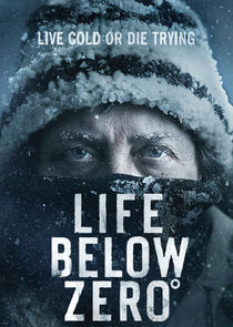 Life Below Zero° cover
