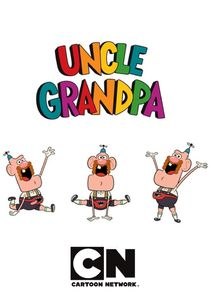 Uncle Grandpa cover
