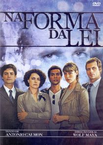 cover for Na Forma da Lei