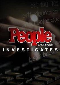 People Magazine Investigates cover