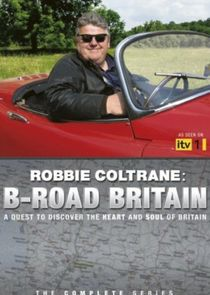 Robbie Coltrane: B-Road Britain