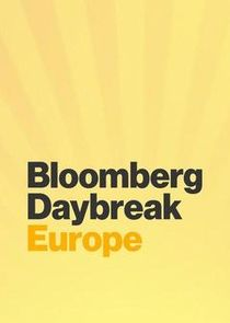 Bloomberg Daybreak: Europe cover