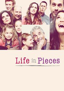 Life in Pieces cover