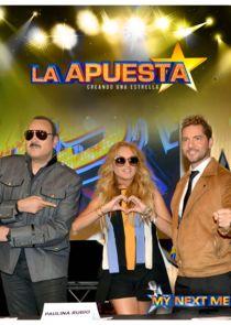 cover for La Apuesta