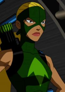 Tigress / Artemis Crock