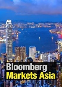Bloomberg Markets: Asia cover