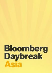 Bloomberg Daybreak Asia cover