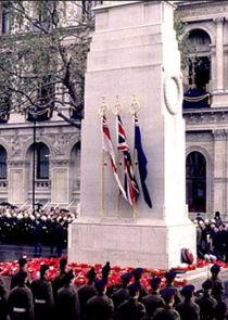 Remembrance Sunday: The Cenotaph
