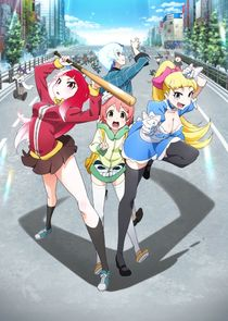 WatchStreem - Watch Akiba's Trip: The Animation