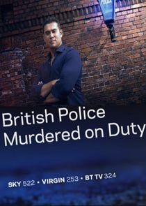 British Police Murdered on Duty