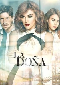 La Doña cover