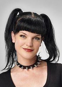 "Forensics Specialist Abigail ""Abby"" Sciuto"
