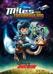 Miles from Tomorrowland cover