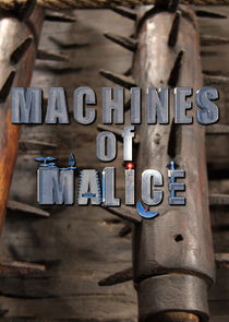 cover for Machines of Malice
