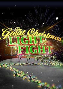 The Great Christmas Light Fight cover