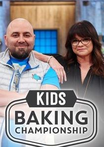 Kids Baking Championship cover