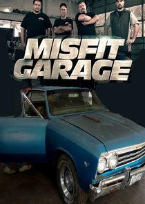 Misfit Garage cover
