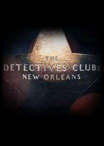 The Detectives Club: New Orleans cover