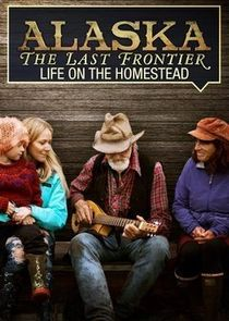 Alaska: The Last Frontier: Life on the Homestead