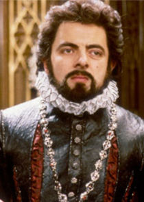 Lord Edmund Blackadder