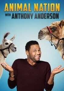 Animal Nation with Anthony Anderson cover