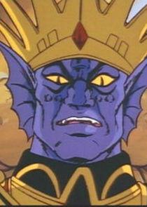 King Zarkon