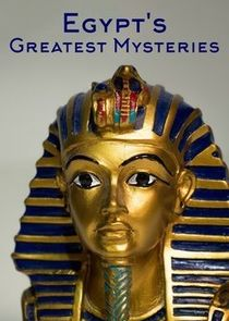 Egypt's Greatest Mysteries cover