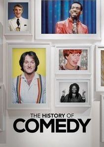 The History of Comedy cover