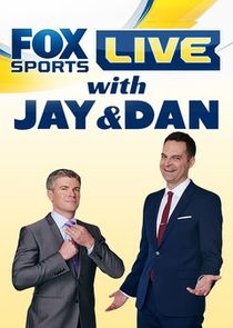 FOX Sports Live with Jay and Dan cover