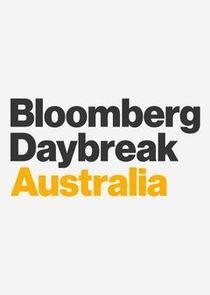 Bloomberg Daybreak: Australia cover