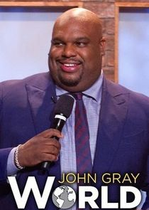 John Gray World cover