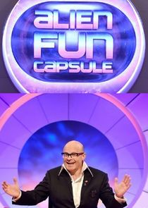 Harry Hill's Alien Fun Capsule
