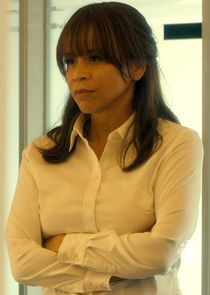 DEA Agent Phoebe O'Reilly