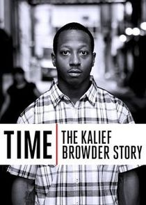 Time: The Kalief Browder Story cover