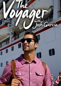 The Voyager with Josh Garcia cover