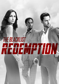The Blacklist: Redemption cover