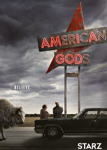 Superstream - American Gods