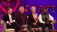 Steph and Dom Parker, Antonio Banderas, Tom Jones, will.i.am, Rita Ora, Ricky Wilson, Ella Henderson