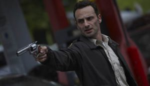 Rick hunts after rising to a world threatened by the walking dead. Duane and Morgan, whom he faces along the route, assist the rules for survival to Rick.
